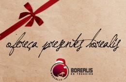 Campanha de Natal 2013, Borealis GIFT