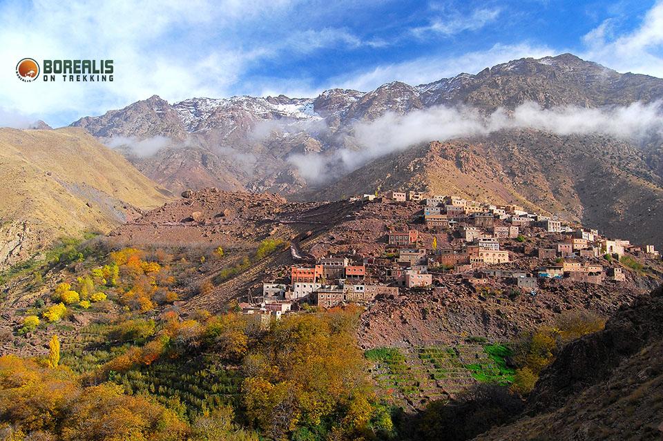 marrocos Toubkal borealis